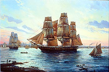WAR OF 1812 & THE EARLY US NAVY